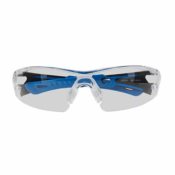 gafas-de-seguridad-blackandwhite-superior-azul