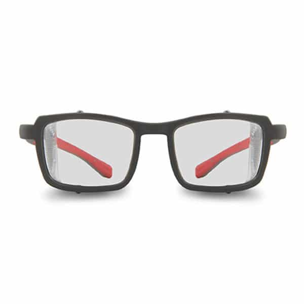 gafas-de-seguridad-normal-VistaFrontal-rojo