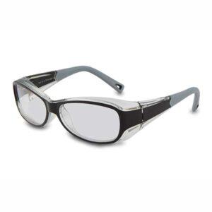 gafas-de-seguridad-Dinamic-Vistalateral-negras